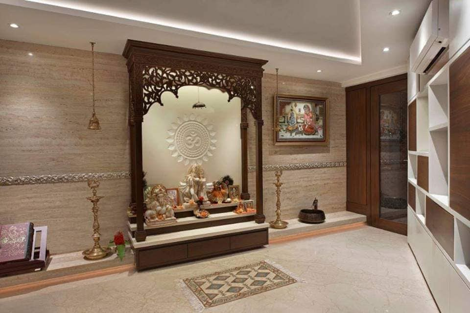 Pooja-Room-designs-hyderabad-2019-designs